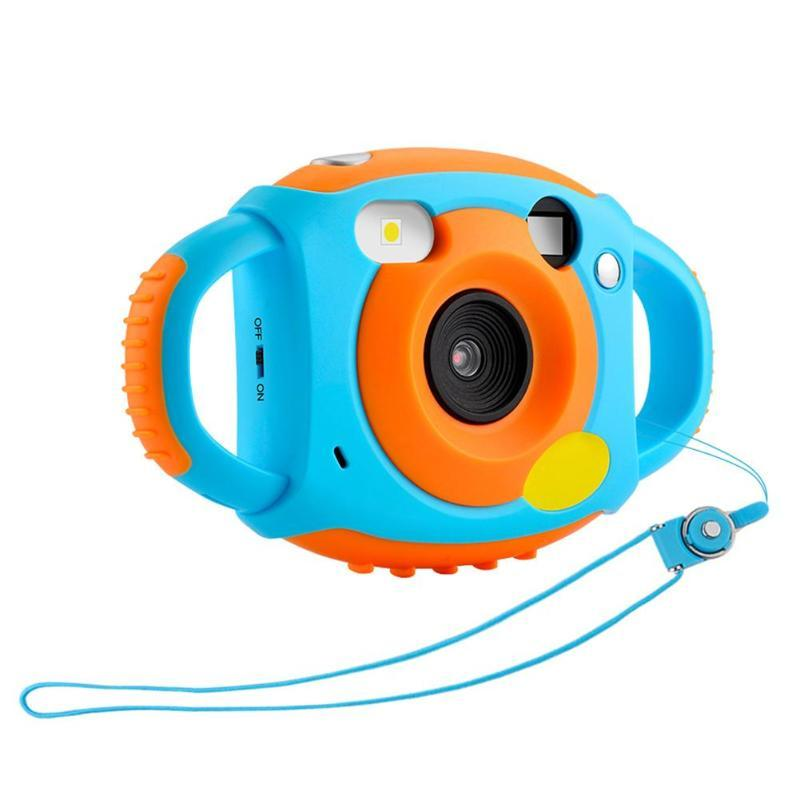 Digital Camera LCD 1080P 5MP Cartoon Kid Automatic Video Recorder Camcorder Camcorder Electronic Camera for Children gift