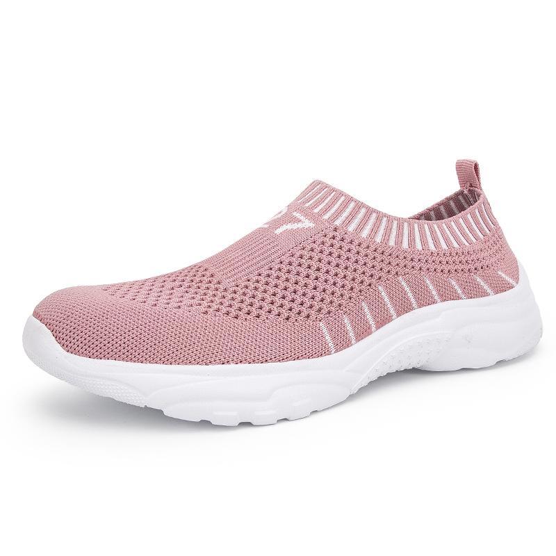 new style ac07f 5c530 Scarpe da donna Scarpe da ginnastica estive Appartamenti Mocassini casual  Alito Scarpe da passeggio per donna Comfort Sneakers in rete Fashion Tenis  ...