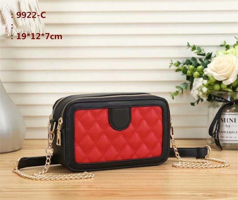Designer Women Handbags Luxury Famous Brand Bag Pu Leather Chain ... 0388fac053001