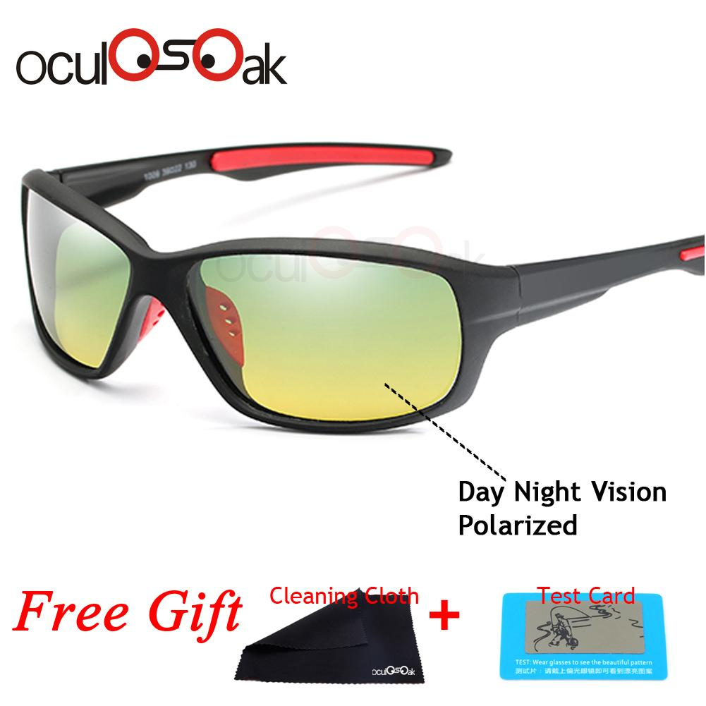 ccee5ee4929c7 Hot Driving Anti Glare Uv400 Polarized Day Night Vision Sunglasses Male  Hiking Outdoor Eyes Protective Glasses Oculos De Sol Sunglass Cheap  Sunglasses From ...