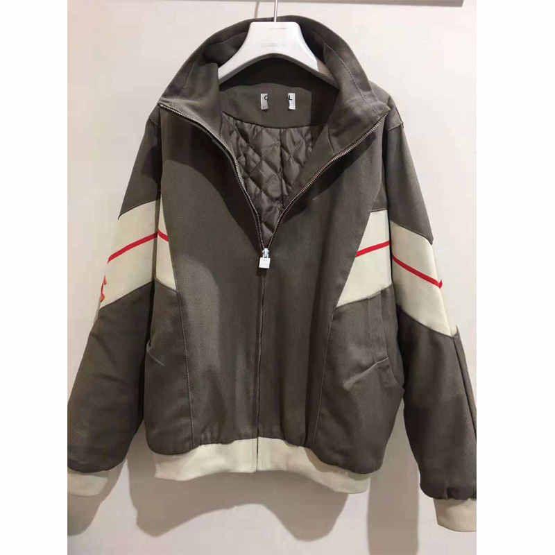 Luxury Women Designer Loose Jackets Fashion Brand Womens Jackets Long  Sleeve Streetwear Winter Warm Coat Size S XL Jackets Sale Black Leather Bomber  Jacket ... 8c69f8bc6