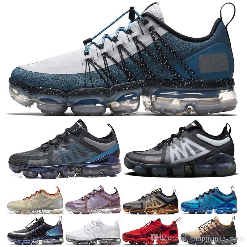 separation shoes 01ef3 b39e4 nike air vapormax 2019 Run Utility off white Sapatilhas Mens Tennis Ténis  CELESTIAL TEAL Cinza Preto CNY VERMELHO Retrocesso Futuro Tênis Esportivos  ...