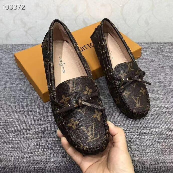 1600210b8a1 Compre Mocasines Y Pisos De Mujer Nueva Moda Zapatos De Mujer Zapatos  Casuales Cómodos Zapatos De Trabajo Mujer Ocio Zapatos De Conducción Al Por  Mayor A ...