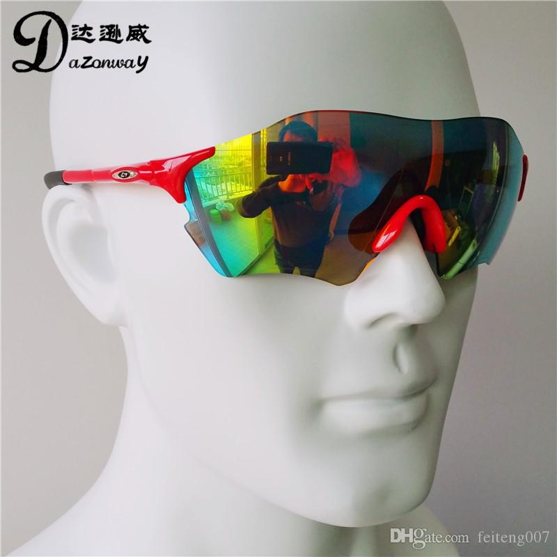 36e5be2ca4b 2019 OBAOLAY EV Zero Polarized Cycling Sunglasses Men Outdoor Sports  Bicycle Glasses Bike Sun Glasses TR90 Goggles Bicycle Eyewear  182037 From  Feiteng007