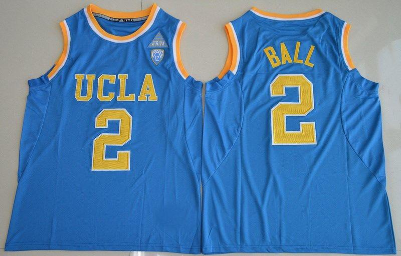 a09524832 2019 Cheap Wholesale Lonzo Ball Jersey #2 UCLA Bruins College Sewn Customize  Any Name Number MEN WOMEN YOUTH Basketball Jersey From Custom_nbajersey, ...