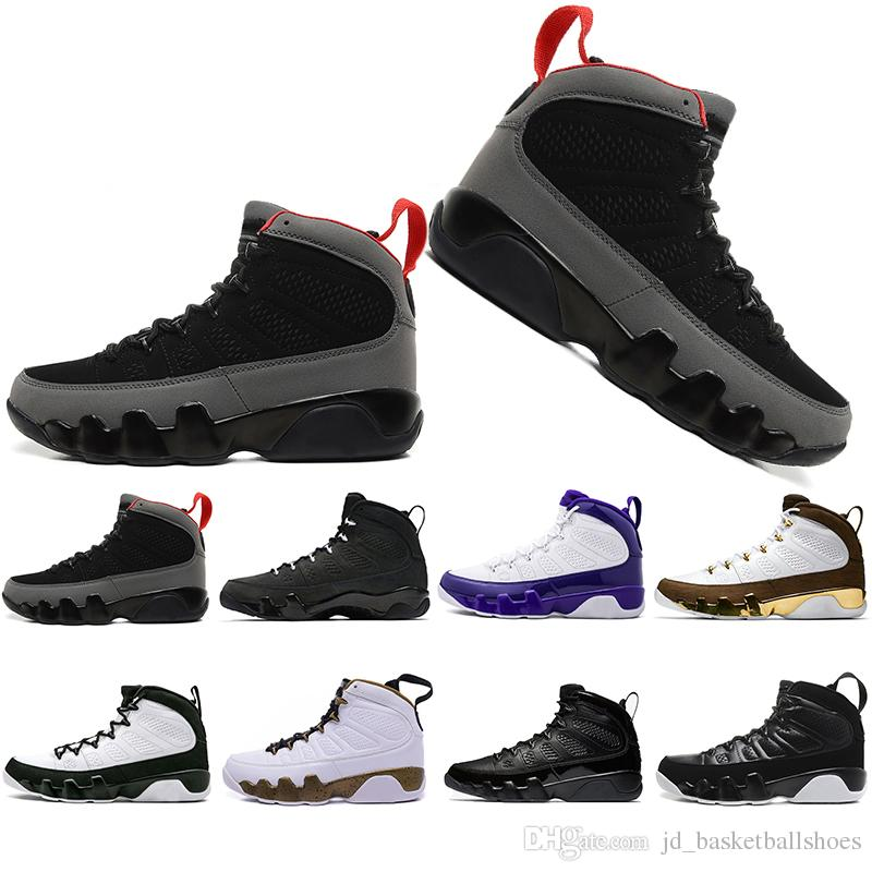 96e1c61ec10 Hot Sale Mop Melo 9 9s Mens Basketball Shoes LA Bred OG Space Jam Tour  Yellow PE The Spirit Sports Trainers Sneakers Shoes UK 2019 From  Jd basketballshoes