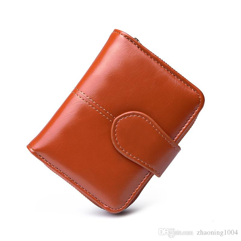 8eba6786a31f Designer Short Wallets PU Leather Credit Card Holder Wallet For Women Men  Coin Purse Clutch Bags Coin Pack Student Wallet Designer Purse Designer  Luxury ...