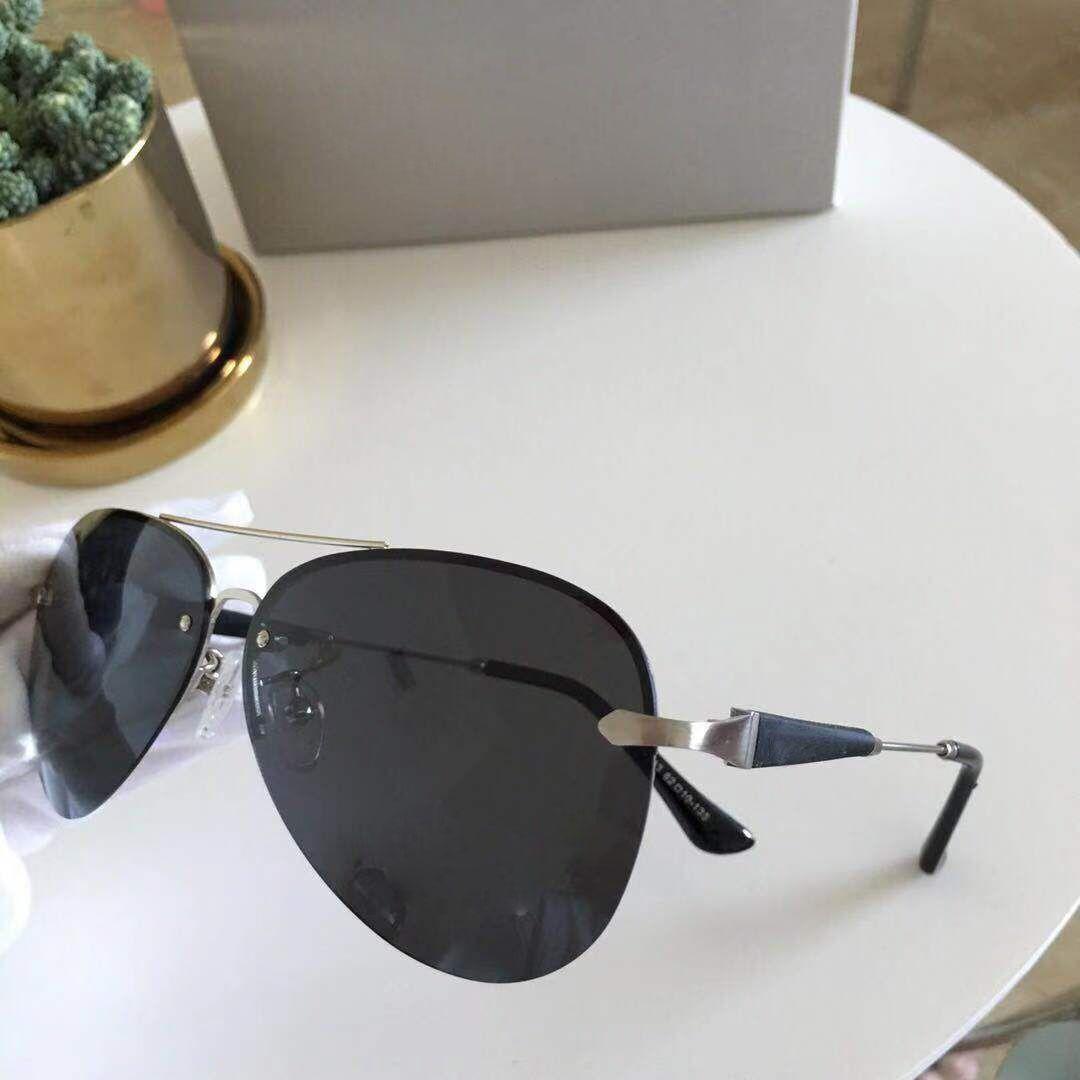 aa88f8f3e0cd 743 Fashion Sunglasses For Men Women Metal Frame Classic Big Frame ...