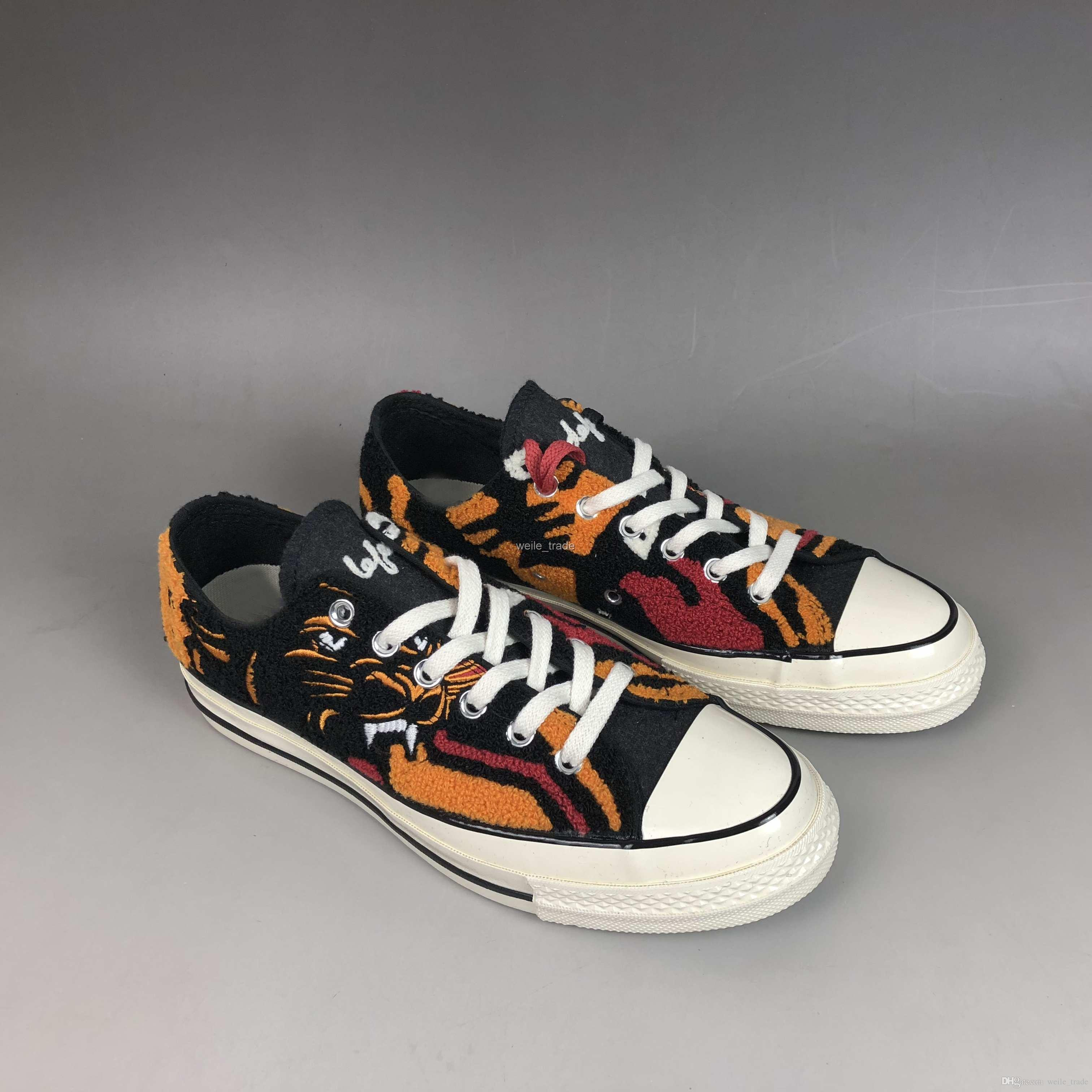 b410e5dc414838 2019 New Undefeated X Chuck 1970 Ox Low Casual All Star Fashion ...