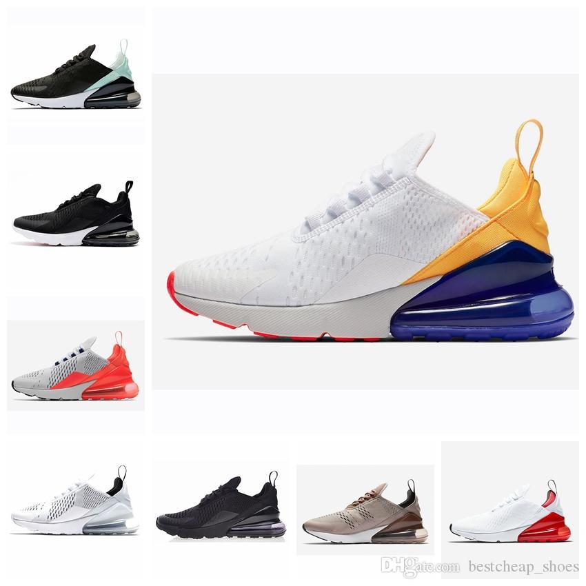 d32559860232a2 University Red 270 Photo Air Blue Mens Running Shoes Triple Black ...