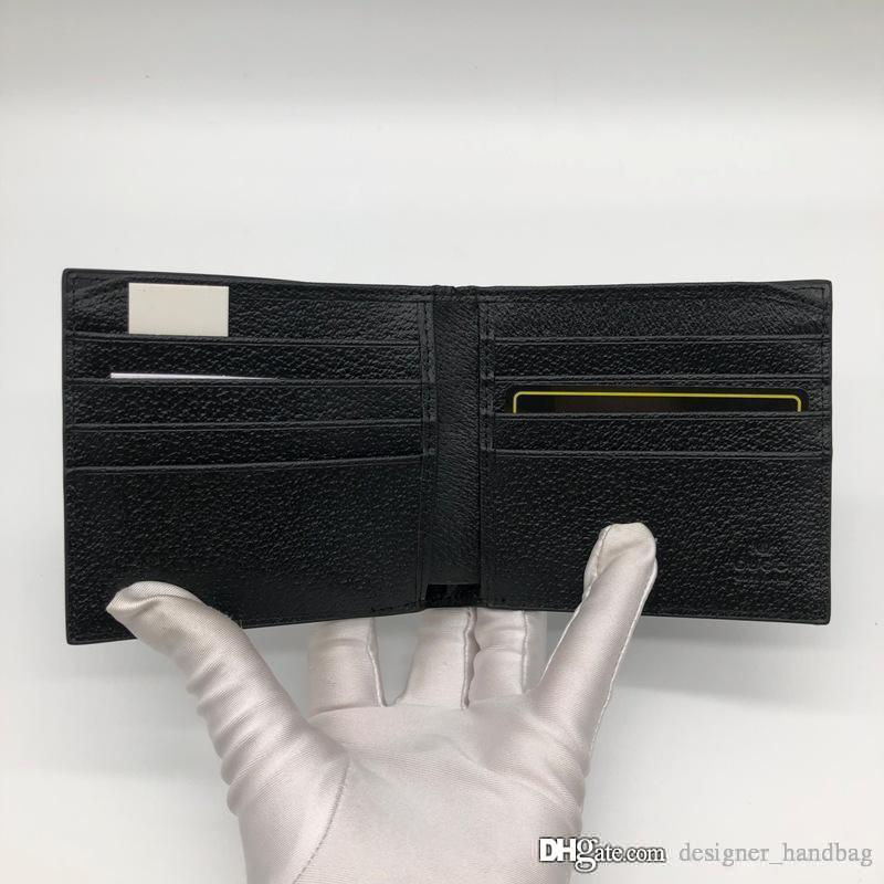 37dcfd918f50 2019 GUCCI Wallets Mens Wallet Mens Designer Wallets Designer ...