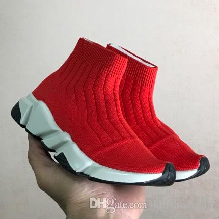 Brand Kids Speed Runner Sock Shoes For Boys Socks Shoes Womens Designer  Boots Child Trainers Runners Sneakers Running Chaussures 25 35 Sports Direct  Kids ... 712fe4a540