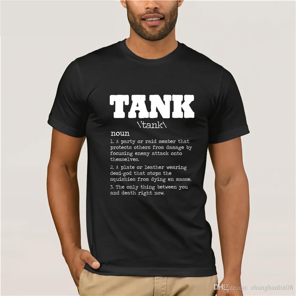 9970bafbc Tank RPG Gamer T Shirt Video Game MMORPG PC Gamer WoW Horde Alliance Rogue  New T Shirts Funny Tops Tee Basic Models Personalised T Shirt Mens Tee  Shirts ...