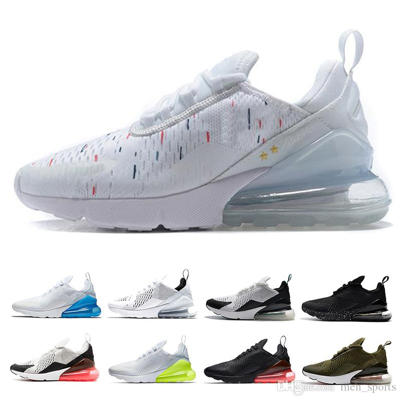 2019 Populaire Chaussures Nike Air Max 270 Habanero rouge