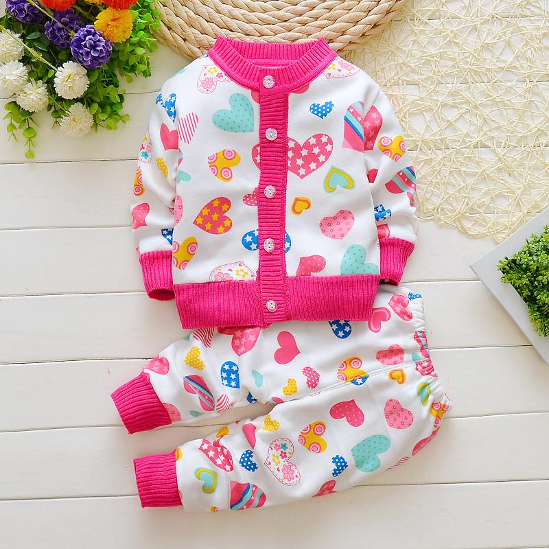17e77c70f 2019 Good Quality 2019 Autumn Winter Baby Clothing Set Children Warm Plus  Velvet Thickening Family Clothes Tops+ Pants Kids Tracksuit From  Usefully15, ...