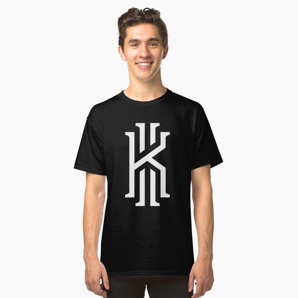 detailed look 03d4a 6a53c official kyrie irving Men's Black T shirt