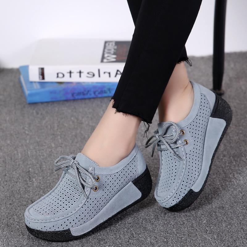 c8297d112bea Shoes Women 2019 Hot Style Women Sneakers Tenis Feminino Geniune ...