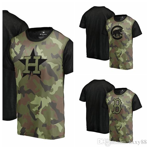 7eea432fa 2019 Fanatics Branded Chicago Cubs Boston Red Sox Houston Astros Green 2018  Memorial Day Camo Blast Sublimated T Shirt From Hxxy88, $17.26 | DHgate.Com