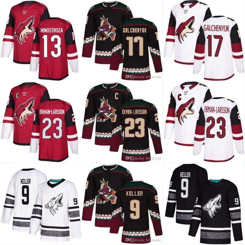 hot sale online c8deb d7c74 coyotes alternate jersey
