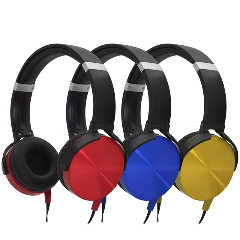 c1b0671f05c Customized Wired Earphones Headband Headset Custom Logo Promotional Gift  Promotional Item Headphones Earphones Headset Headphones Online with  $1.61/Piece on ...