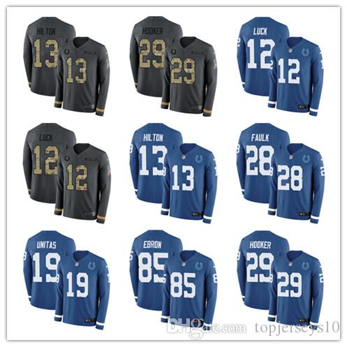 bb604ff44 Indianapolis Women s Men s Youth 12 Andrew Luck 29 Malik Hooker ...