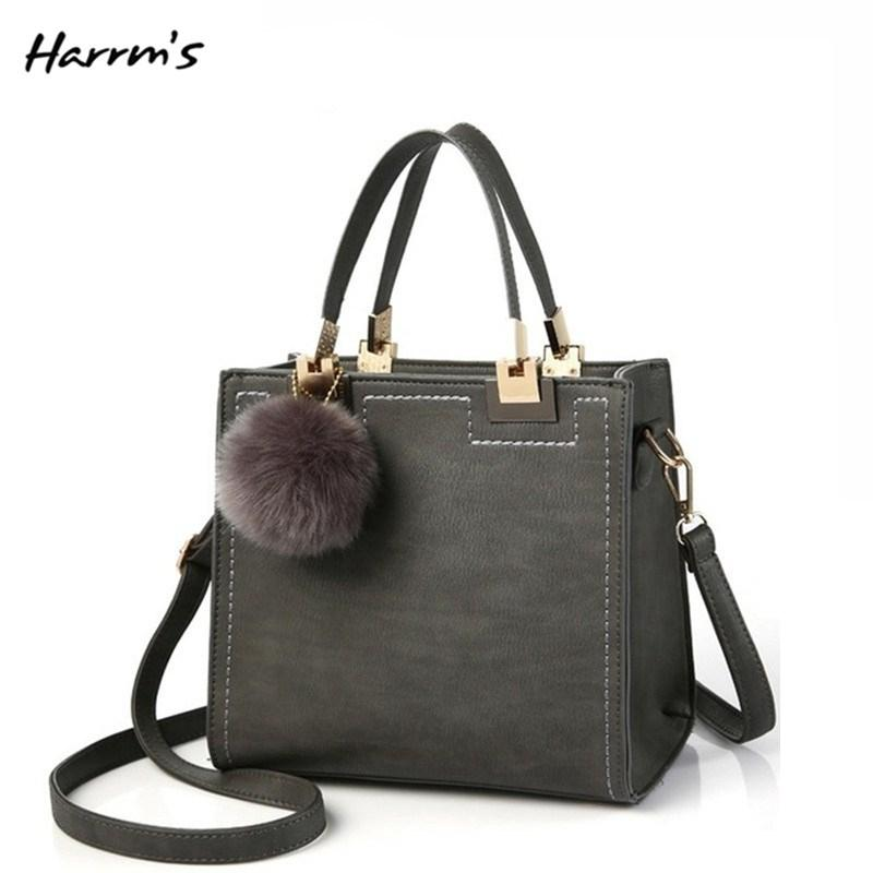 Designer Top Handle Big Bags Women Leather Handbags Large Solid Shopping  Tote Pu Shoulder Bag Messenger Bags High Quality Large Bolsos Leather Bags  For ... bf6a54ce8ac2