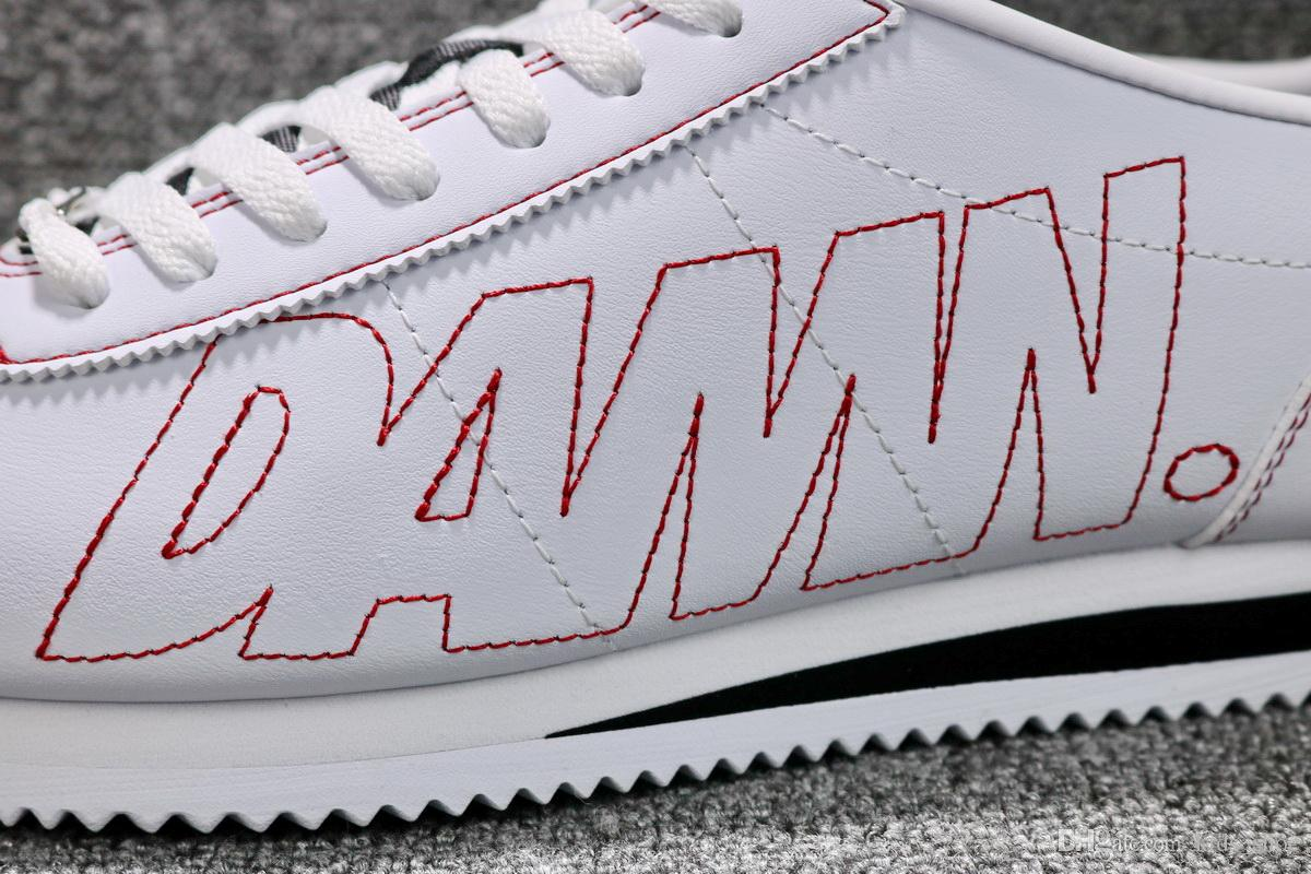 save off 994b8 38743 Womens Mens Kendrick Lamar x Cortez Kenny 1 Damn Casual Shoes Come With Box  Size 36-44