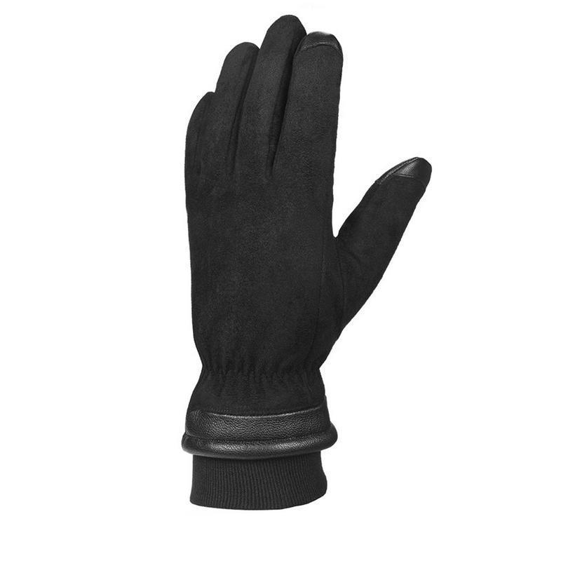 Paar Handschuhe Touchscreen Außenbereich Warm Vollfinger M L XL Rutschfest