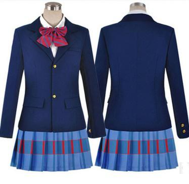 Love Live Cosplay Costume Tojo Nozomi School Uniform Suit Blazer Skirt Hot Sale