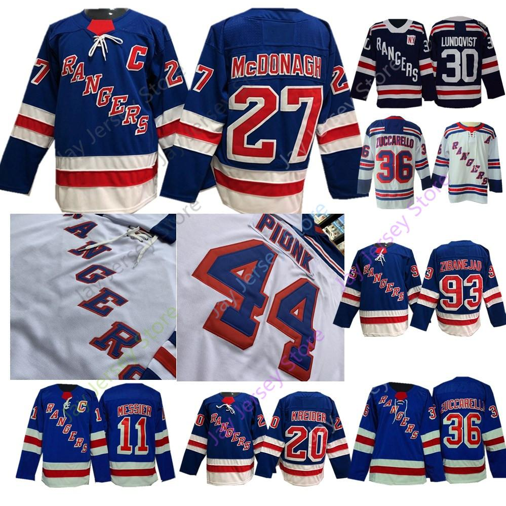 info for 72c83 c1374 New York Rangers Jersey Mark Messier Chris Kreider Ryan McDonagh Lundqvist  Zuccarello Zibanejad Winter Classic Men Women Youth Kid