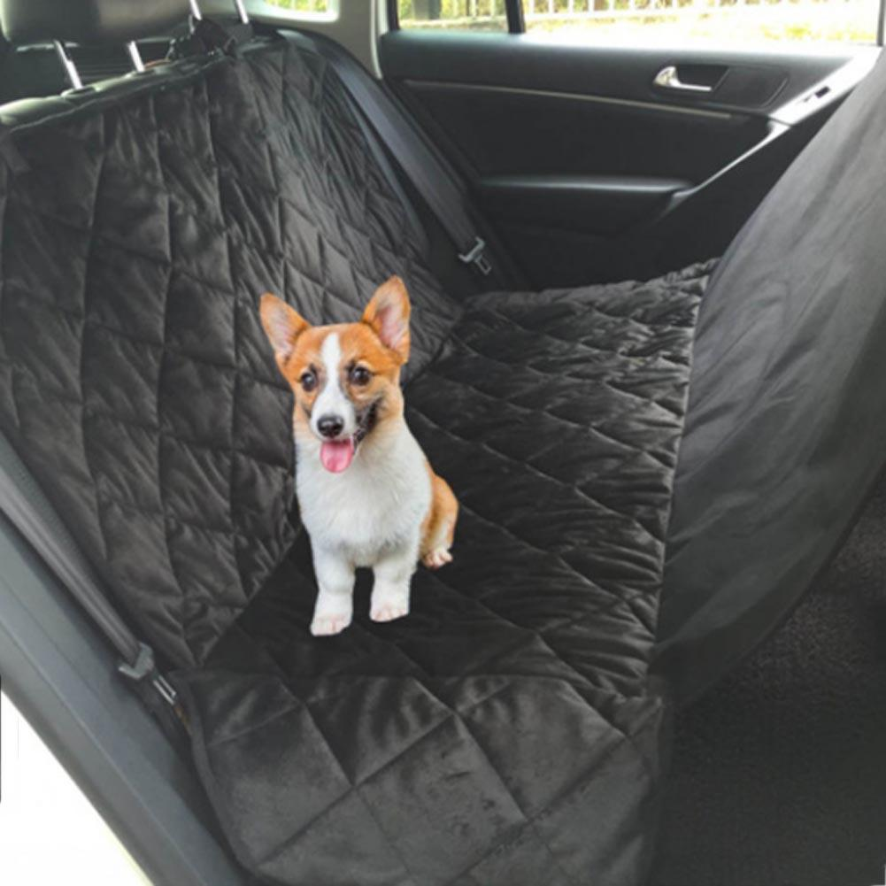 Pet Car Hammock >> High Quality Quilted Car Seat Cover Oxford Waterproof Cover For Dog