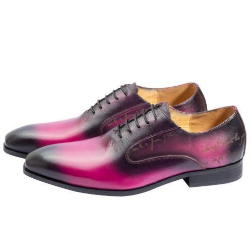 0c77033769aa Acheter Hot Design Men Business Office Formelle Chaussures En Cuir ...