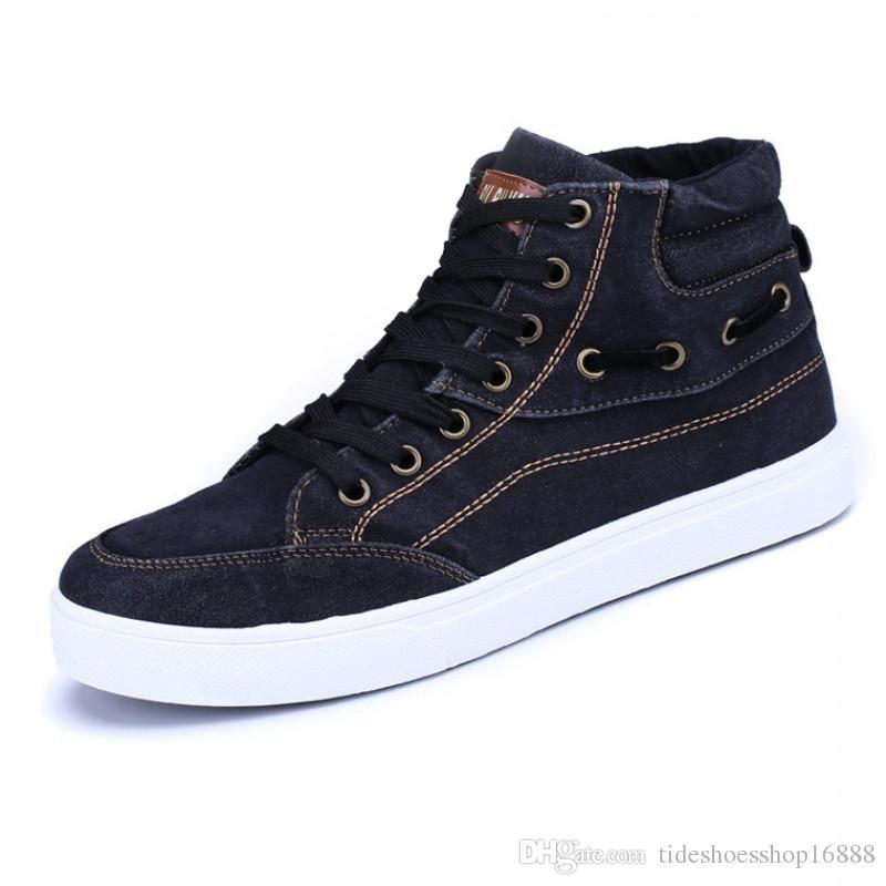 Hombre Zapatillas Top Ch Canvas Casual Lace Shoes Jkkn Northmarch High Up New Springautumn Men Sneakers Deportiva Y6ybIf7gv