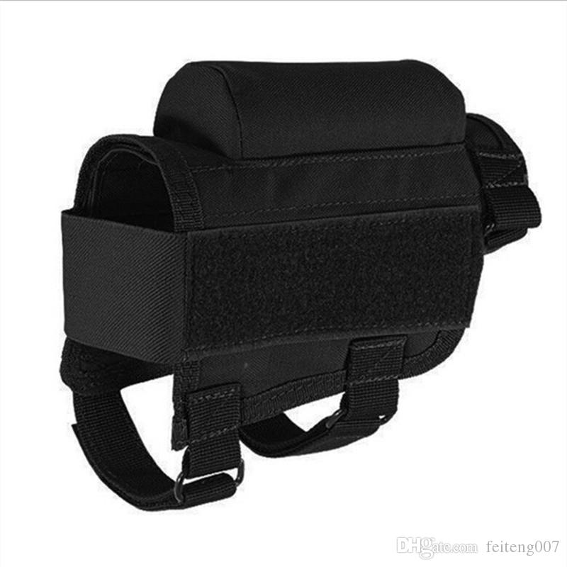 2019 Canvas Tactical Rifle Cases Cheek Rest Riser Ammo Cartridges Hunting  Carrier Pouch Round Cartridge Bag Shell Buttstock Ammo  363171 From  Feiteng007