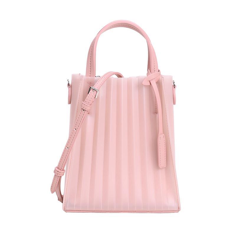 2773f07ccbc Women'S Jelly Bag Three Dimensional Pleated Bucket Bag Totes Top Handle  Handbag Designer Crossbody Bags Evening Clutch Purse Evening Bags Handbags  Wholesale ...