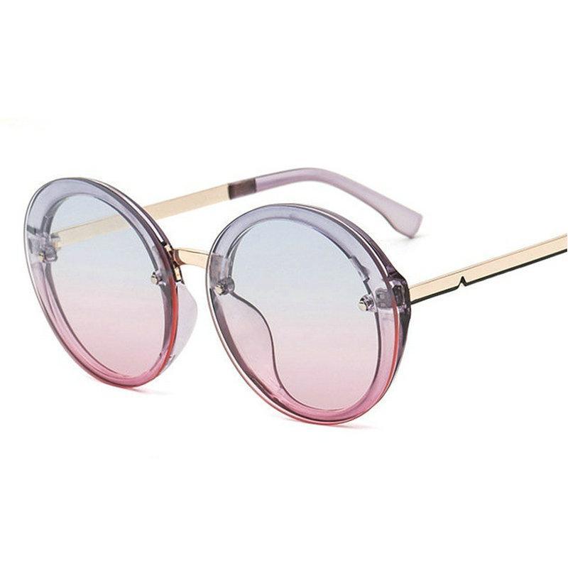 6ffa20da4cf New Round Sunglasses Women Small Transparent Sunglasses Women Fashion Sun  Glasses Lady Brand Designer Vintage Shades FML Online with  29.15 Piece on  ...