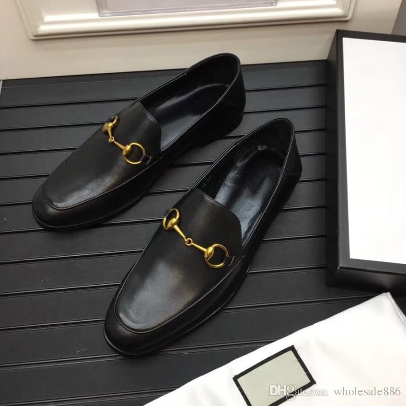 A Formal De Shoes Cuero Dhgate Sapato Italianos Del Compre Hombres 9  Vestido Zapatos 2018 Ado521 Para ... 764b5e31b75d