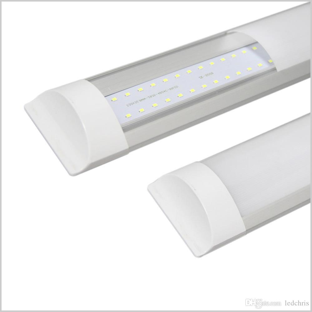 LED Explosion Proof Tri-Proof Light Batten Tube 2ft 3ft 4ft LED Tube Lights Replace Fluorescent Light Fixture Ceiling 20W 30W 40W