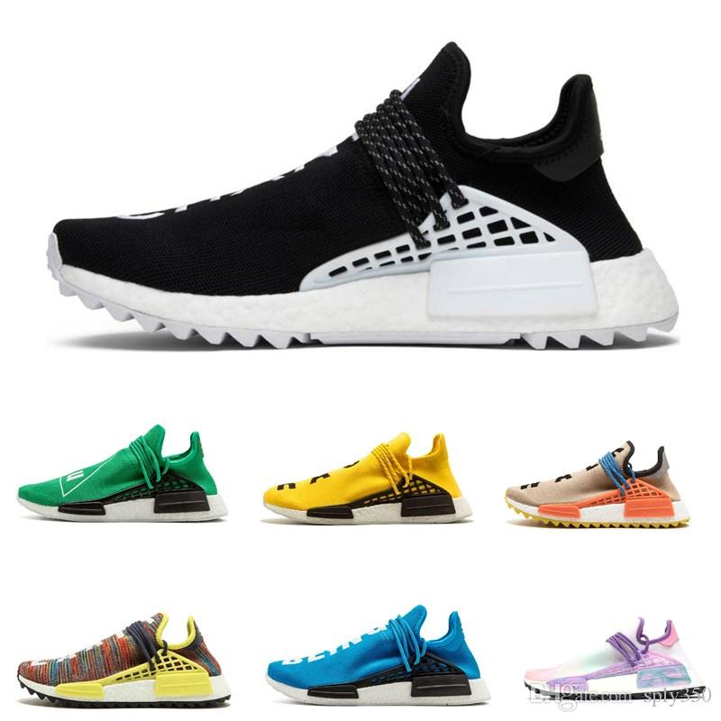 low priced 460b6 fe084 Adidas Pharrell Williams Human Race pas cher en ligne NMD course humaine  Pharrell Williams X NMD chaussures de sport