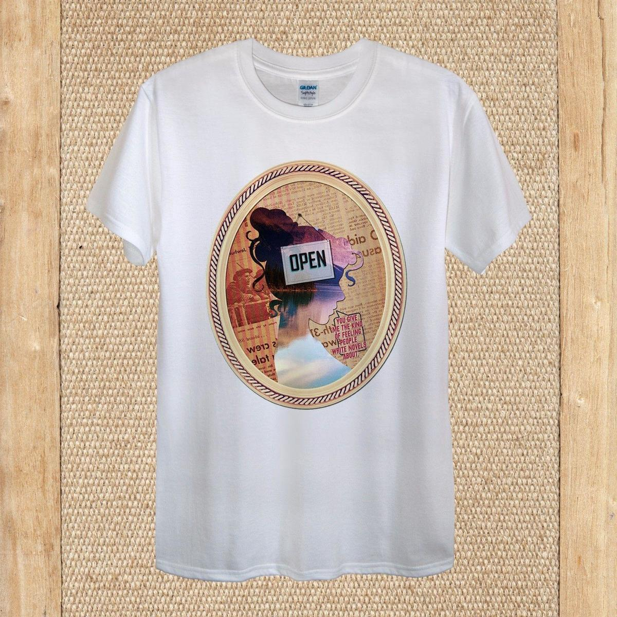 81b92b6c She Speaks Vintage Art Creative T Shirt Design High Quality Unisex Women  Fitted Best Tshirts Cool T Shirts Online From Jie40, $14.67| DHgate.Com