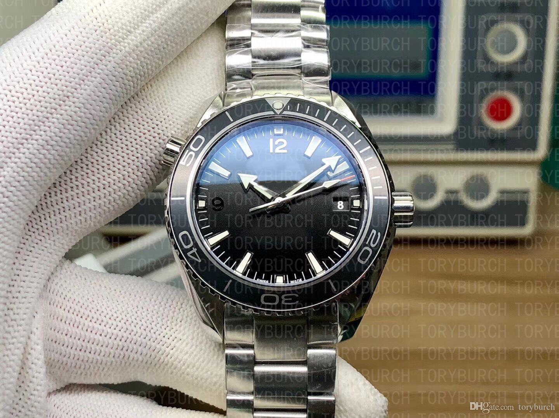 Top Luxury Brand Watches 316l Steel Eta8500 Movement 42mm Master Automatic Men S Watch Watches 1 Year Warranty