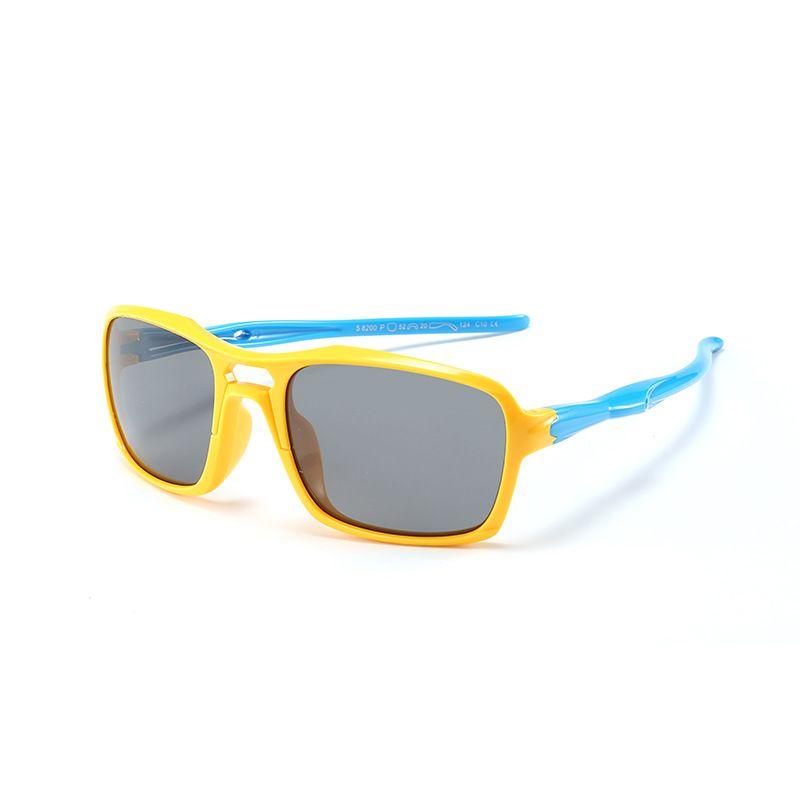 fbadd61f4e Silica Gel Children Sunglasses Wholesale 2019 Polarized Uv Protection Baby  Girl And Boys Sunglasses Kids Sun Glasses 18 Colour Police Sunglasses  Serengeti ...
