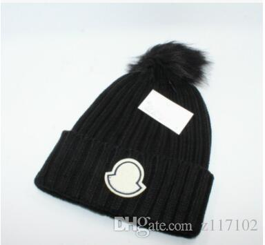 dc7dcd9c097 Fashion Canada Goosess Brand Men Winter Beanie Men Hat Casual Wool ...