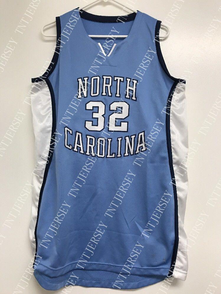 392fce434df2 2019 Cheap Custom Rashad McCants  32 UNC Tar Heels Basketball Jersey  Stitched Customize Any Number Name MEN WOMEN YOUTH XS 5XL From Tntjersey