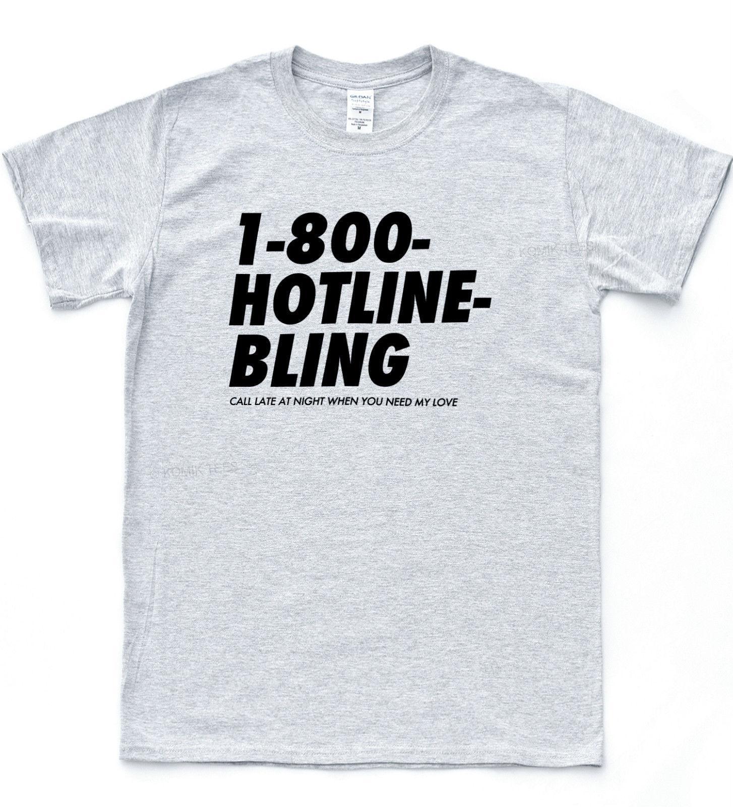 4333d5419fa70 Hotline Bling T Shirt Drake God Hands Hipster Tee Music Owl Ovo Slogan Top  Short Sleeve Plus Size T Shirt Colour Jersey Print T Shirt Cool Tee Shirts  Cool ...