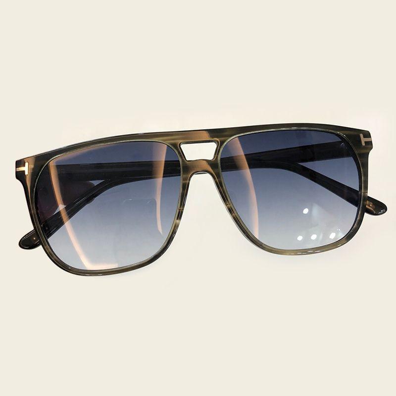 889c20a034d Square Women Sunglasses Brand Designer High Quality Acetate Frame Double  Bridge Sun Glasses With Packing Box Oculos De Sol Online Eyeglasses Discount  ...