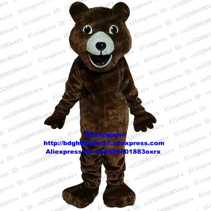 Acquista orso bruno lungo di pelliccia orso grizzly ursus arctos