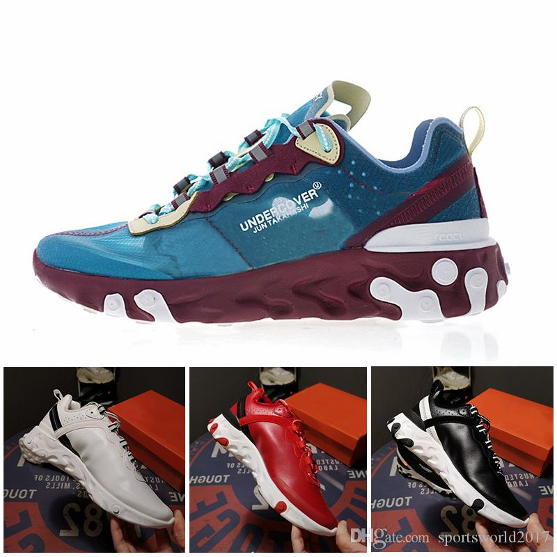 70ae718059be00 Lightweight Epic React Element 87 X Undercover Running Shoes For Men ...