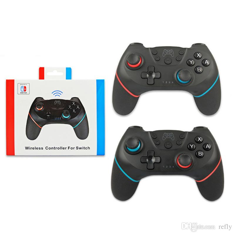 Bluetooth Wireless Remote Controller D28 Switch Pro Gamepad Joypad Joystick For Nintendo D28 Switch /Switch Pro Console Hot