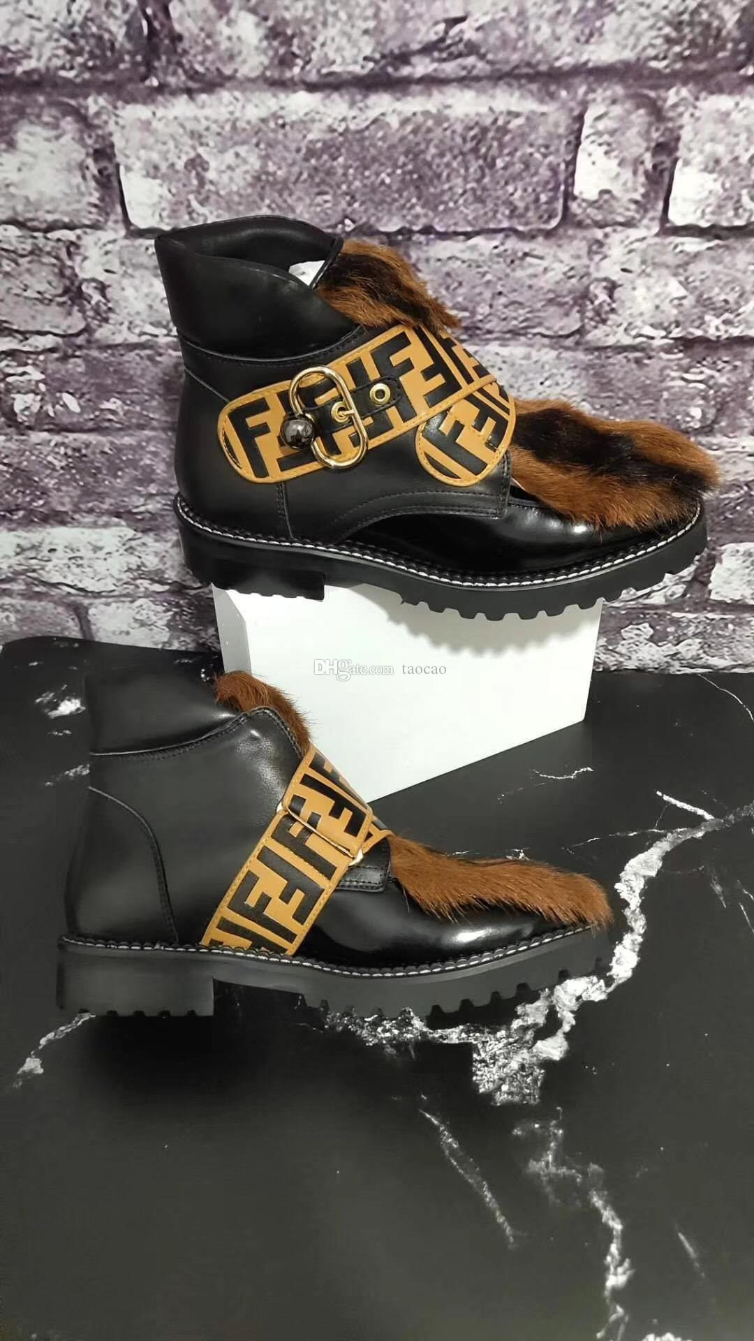 f249ae10c8 Compre Calzado Casual Para Mujer Botines Causal Caballero Botas Para Mujer  Solo Botines Cortos De La Vendimia Resbalón En Los Zapatos Atractivos De La  ...